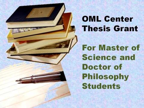 thesis grants