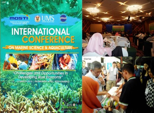 OML Center at the International Conference on Marine Science