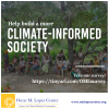 Help build a more climate-informed society. Take this survey!