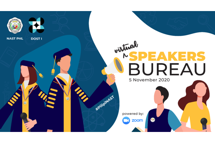 1st Virtual Speakers Bureau