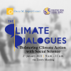 The Climate Dialogues: Bolstering Climate Action with Social Science to take place Jan. 27