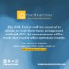 Advisory: OML Center is on Work from Home