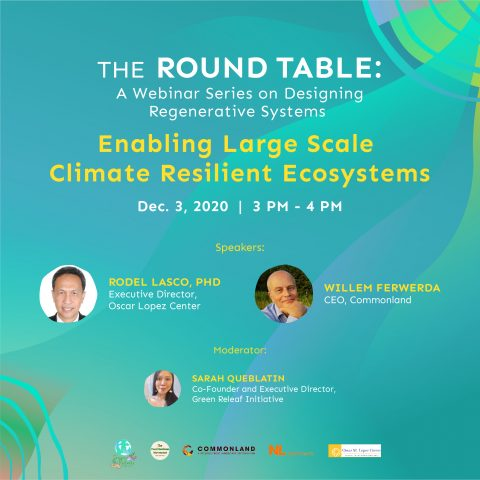The Round Table: Regenerative Ecosystems for Climate Resilience and Pandemic