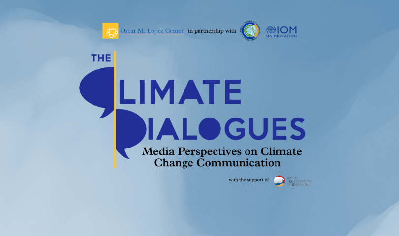 The Climate Dialogues Media Perspectives on Climate Change Communication